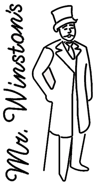 Mr. Winston - image winston-logo-1 on http://nicheonbridge.com.au